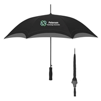 "Branded 46"" Umbrellas With Logo"