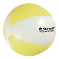 "16"" Customized Beach Balls"