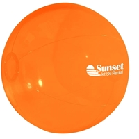 "Customizable 16"" Beach Ball"