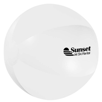 "16"" Customizable Beach Balls"