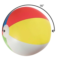 "16"" Imprinted Beach Balls"