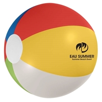 "Picture of Custom Printed 12"" Beach Ball"