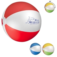 "Customizable 20"" Beach Balls"
