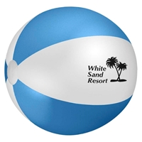 "Blue 24"" Customizable Beach Ball"