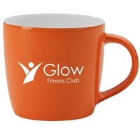 Picture of Custom Printed 12 oz. Cafe Mug