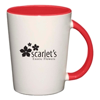 Picture of Custom Printed 12 oz. Capri Mug