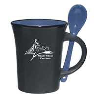 Picture of Custom Printed 8 oz. Aztec Spooner Mug