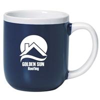 17 oz. Majestic Mug With Logo