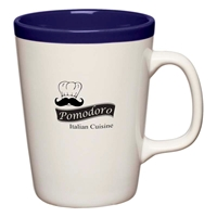 Picture of Custom Printed 14 oz. Two-Tone Java Mug