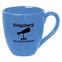 14 oz. Personalized Bistro Mug