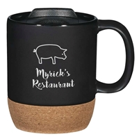 Promotional 14 oz. Ceramic Mug