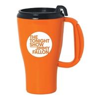 Orange Personalized 16 oz. Omega Mug