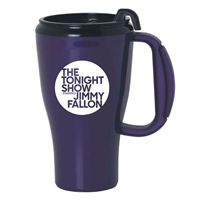 Slider Lid 16 oz. Mug With Your Logo