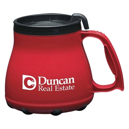 16 oz. Custom Desk Mug