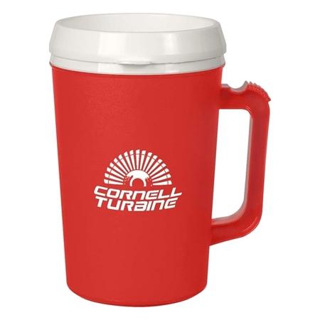Customizable 34 oz. Thermo Insulated Mug