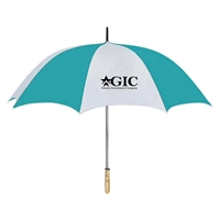 "Picture of Custom Printed 60"" Arc Golf Umbrella"