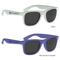 Picture of Custom Printed Color Changing Malibu Sunglasses
