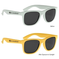 Personalized Color Changing Sunglasses