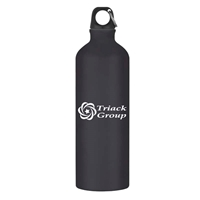 Picture of Custom Printed 25 oz. Aluminum Bike Bottle w/ Carabiner