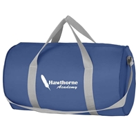 Customizable Budget Duffel Bag