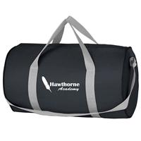 Budget Duffel Bag With Logo