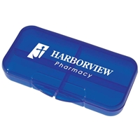 Picture of Rectangular Shape Pill Holder