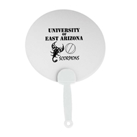 Picture of Plastic Hand Fan