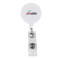 Picture of Retractable Badge Holder with Laminated Decal