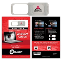 Promotional webcam Covers