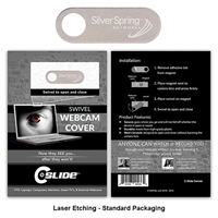 Promotional Security Webcam Covers