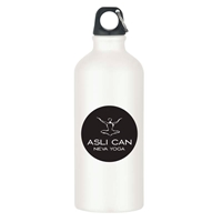 Picture of Custom Printed 20 oz. Aluminum Bike Bottle