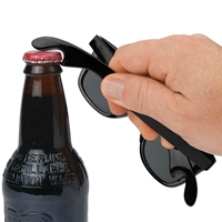 Picture of Custom Printed Bottle Opener Malibu Sunglasses