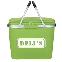 Picture of Picnic Fun Collapsible Kooler Basket