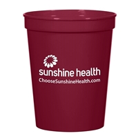16 Oz. Branded Cup