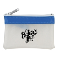 Picture of Zippered Coin Pouch