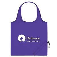 Personalized  Foldaway Tote