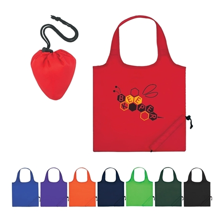 """Picture of Foldaway Tote - 16"""" W x 14.5"""" H"""