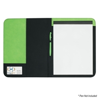 Imprinted Non-Woven Large Padfolio