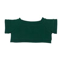 "6"" Big Paw Panda Shirt- Dark Green"
