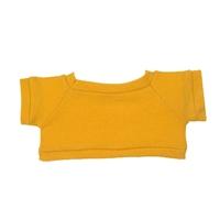 "6"" Big Paw Panda Shirt- Yellow"