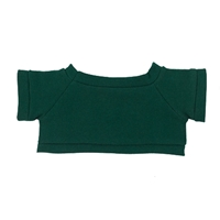 Custom Bear Shirt-Dark Green
