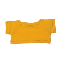 Custom Bear Shirt-Yellow