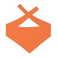 Custom Bear Bandana-Orange