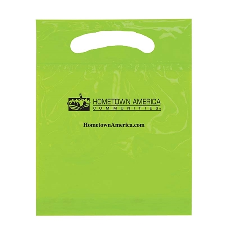 "Picture of Oxo Reusable Reinforced Die Cut Bag - 7.5"" W x 10"" H"