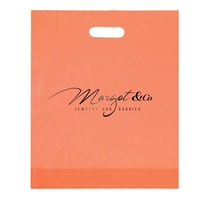 Imprinted Stamped Frosted Bag