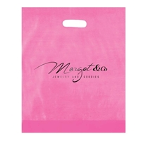Branded Stamped Frosted Bag