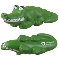 Picture of Custom Printed Alligator Stress Ball