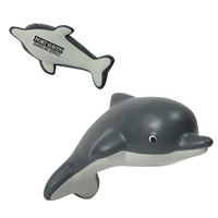 Picture of Custom Printed Dolphin Stress Ball