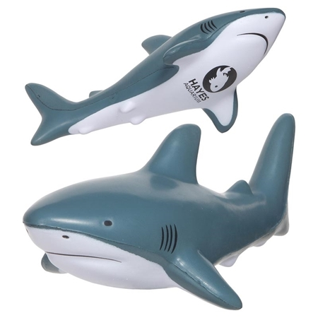 Custom Printed Shark Stress Ball