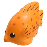 Picture of Custom Printed Tropical Fish Stress Ball